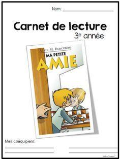 La classe de Madame Valérie: Carnet de lecture