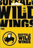 Buffalo Wild Wings - $25 Gift Card