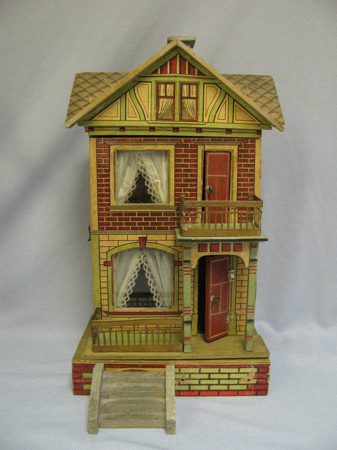 1000 Images About Dollhouses On Pinterest Auction