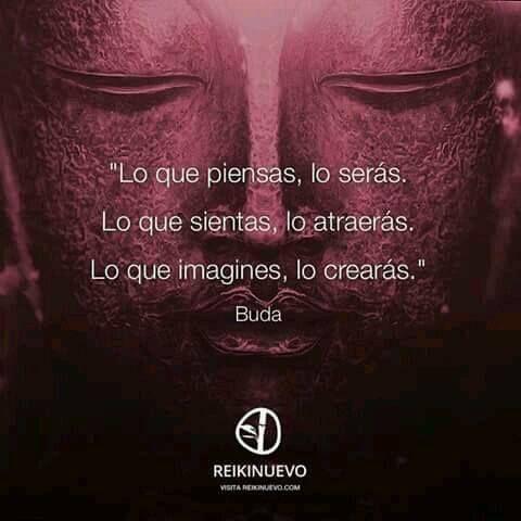 Todo empieza en tus pensamientos...