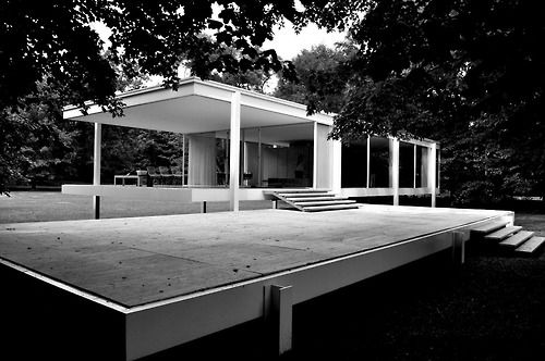 17 best images about farnsworth house on pinterest. Black Bedroom Furniture Sets. Home Design Ideas