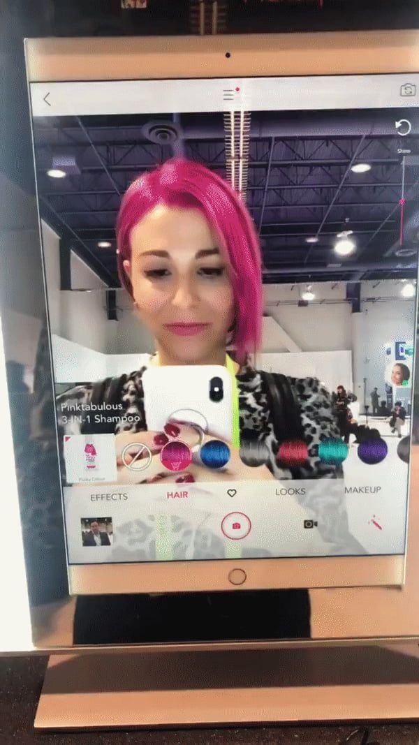 Ar Hair Color App Hair Colour App Hair Color New Hair Colors