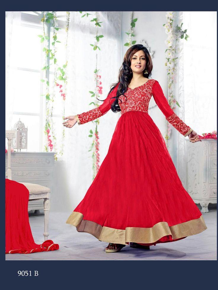 #buy #shopping #RiyaSen Special Vol. 2 #Georgette #Anarkali & Floor length #AnarkaliSuit