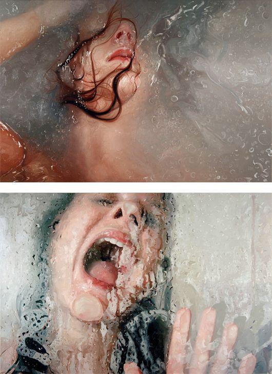 Hyper-realistic Paintings by Alyssa Monks