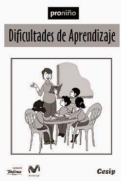 Profe PT: Dificultades de aprendizaje