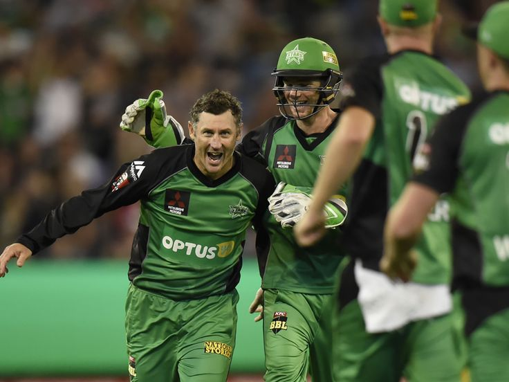 Sydney Thunder double up with victory in men's Big Bash...: Sydney Thunder double up with victory in men's Big Bash League final… #BigBash