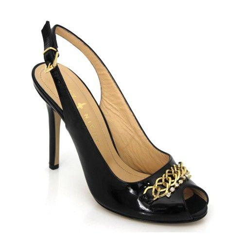 Ayrık Topuk Yazlık Siyah Rugan Hakiki Deri Bayan Ayakkabı 165,00 TL ve ücretsiz kargo ile n11.com'da! Klasik Topuk fiyatı Ayakkabı