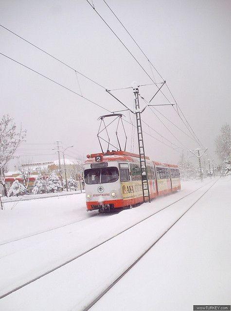 Konya Tram, Turkey