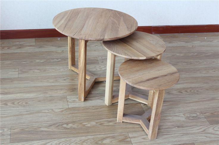 #nestoftables #woodentable #livingroom #furniture