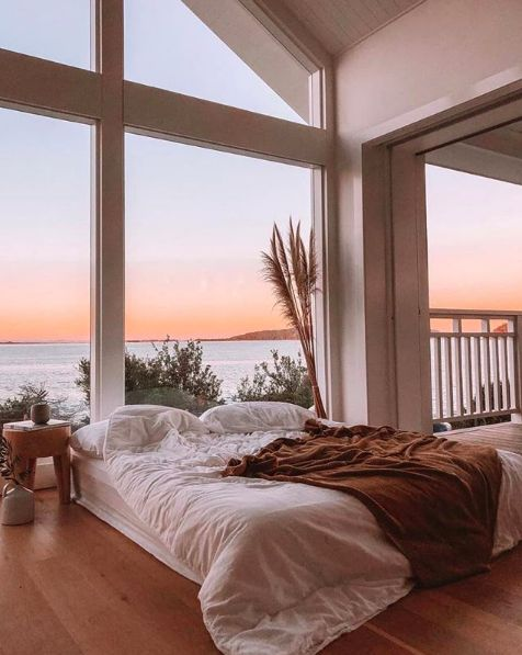 Sunrise at the beautiful @saltatshoalbay captured by @lisadanielle_