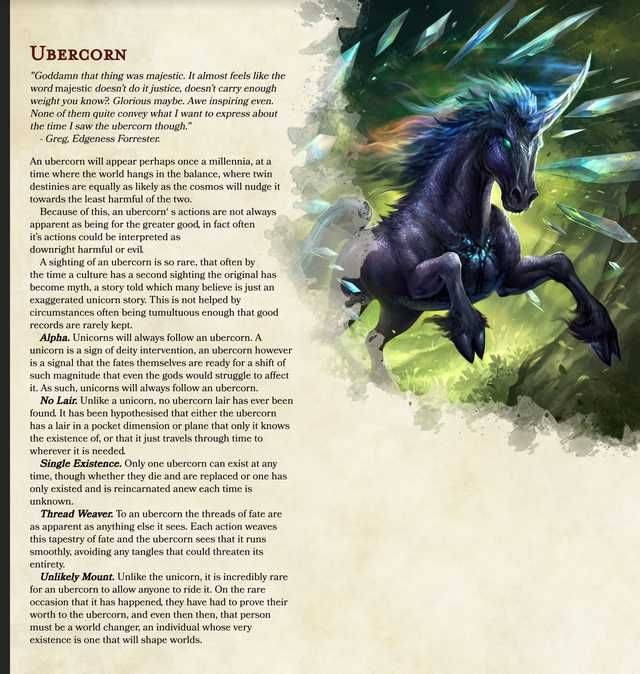 Every DnD homebrew monster I could find in 2019 | Dnd | Dnd monsters
