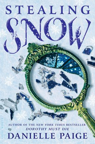 Stealing Snow by Danielle Paige.  This breathtaking first volume begins the story of how Snow becomes a villain, a queen, and ultimately a hero.  Expected Publication Date:  9/20/16 Genre:  Young Adult, Fantasy, Retelling