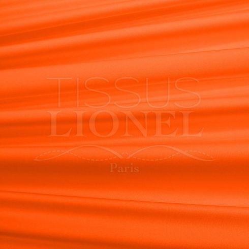 lycra brillant orange fluo
