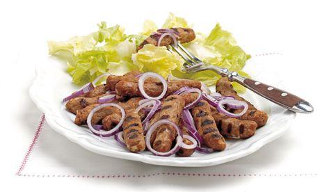 Cevapcici #ricetta #meat #senzaglutine #cooking