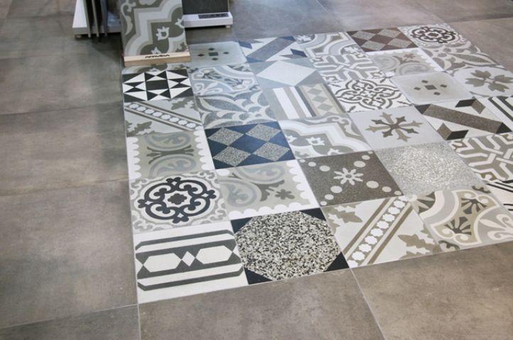 Tile - Sangah's - HYDRAULIC 30x30 #tile #sangahtile #wall #pattern #interior #타일 #상아타일 #패턴타일 #인테리어 #벽타일 #바닥타일