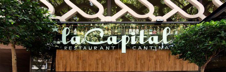 Restaurante La Capital: ubicado en la colonia Condesa, es la mejor opción en comida mexicana de autor. Te esperamos en Nuevo León 137, Condesa Ciudad de México