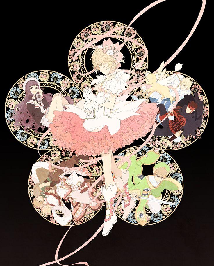 25+ Best Ideas About Cardcaptor Sakura On Pinterest