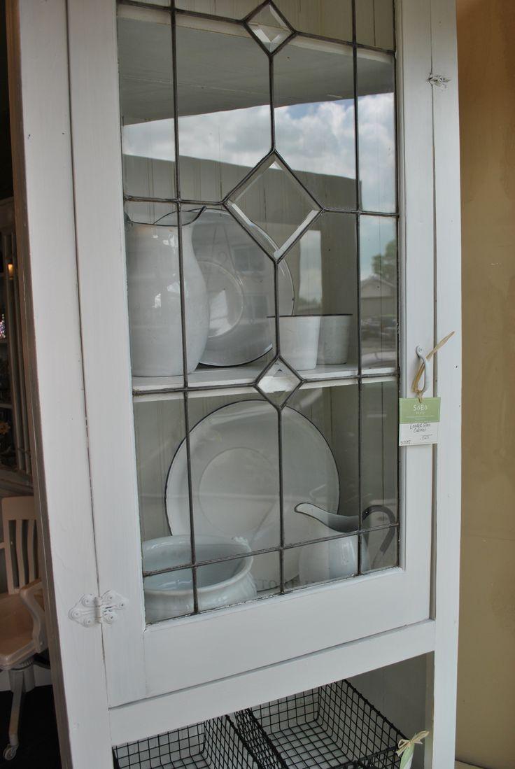 Best 25+ Leaded glass cabinets ideas on Pinterest   Glass ...