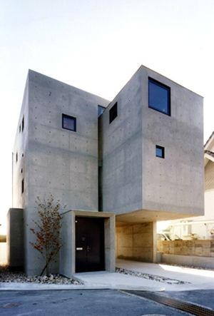 IC House // Furumoto Architect Associates // Hiroshima, Japan