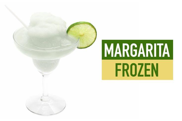 Margarita Frozen - Receita, Como Fazer e Informações