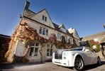 Champagne Afternoon Tea for Two at Hatton Court Hotel