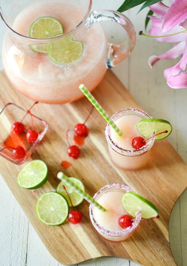 Mason Jar Italian Margaritas