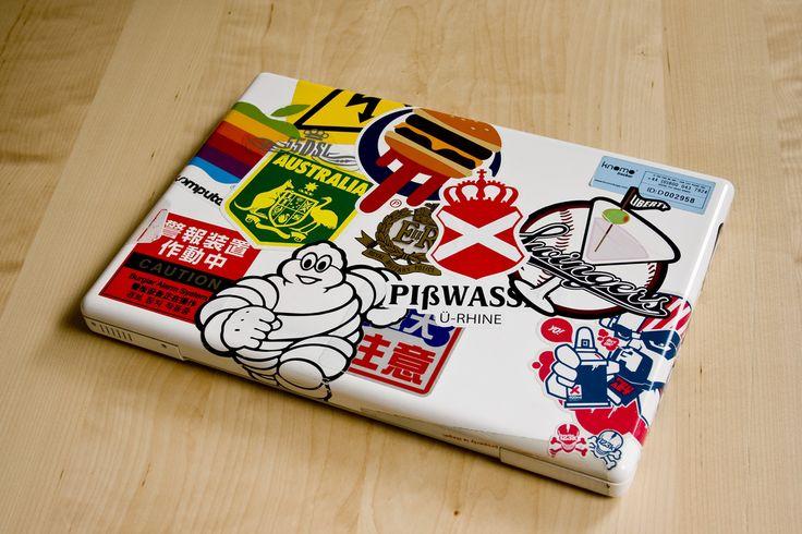オバマ大統領も貼ってる!MacBookに貼るステッカーを探せる「Etsy」 | イリテク