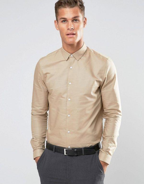 4f51e19b008 Модные мужские рубашки весна-лето 2019 - новинки