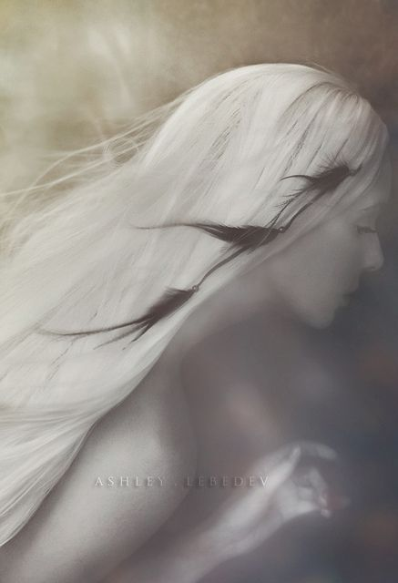 """In Kalevala, the Finnish national epic, Ilmatar was a virgin Personification of Air.  Her Father was Sky, Her Mother was Primal Waters. Her name literally means """"female air spirit.""""        In Kalevala, Ilmatar is portrayed as androgynous with both male and female aspects, though she is primarily female. She was impregnated by the sea and wind and thus became the mother of Väinämöinen, the Finnish Creator of Life."""