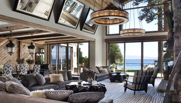 Best Interior Design by Jeff Andrews: As he states in is own profile Jeff Andrews creates sophisticated and livable interiors for families and celebrities alike.