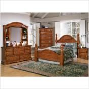 vaughan-bassett new river tall cannonball bedroom set reviews www
