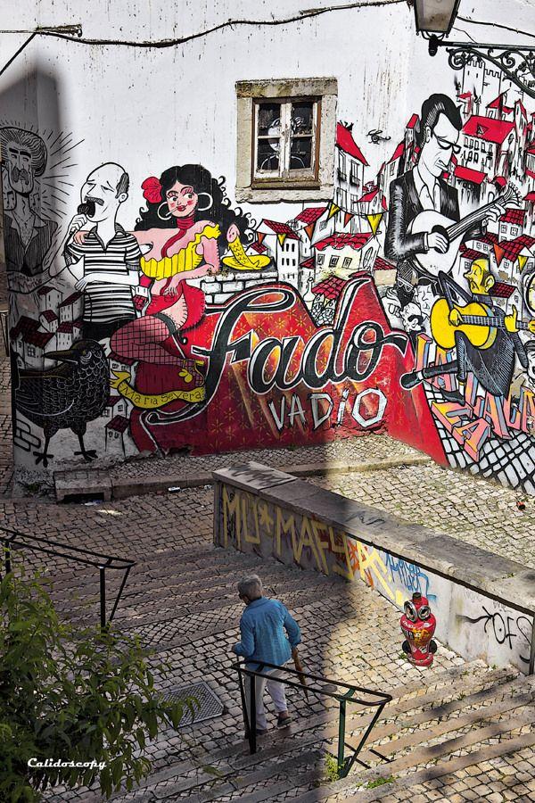 Fado vadio, Lisboa Portugal