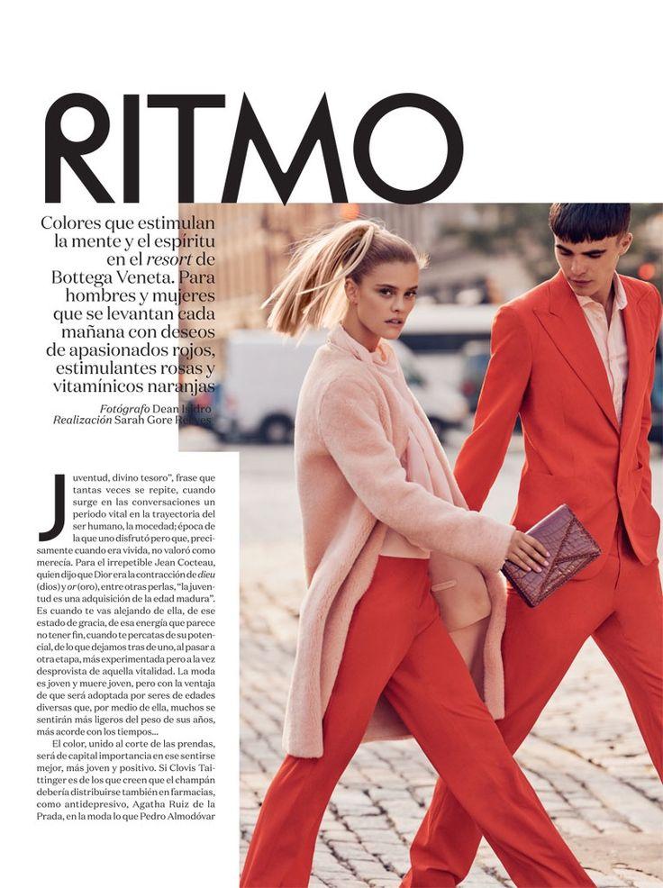 Nina-Agdal-Vogue-Mexico-November- love the pink coat!