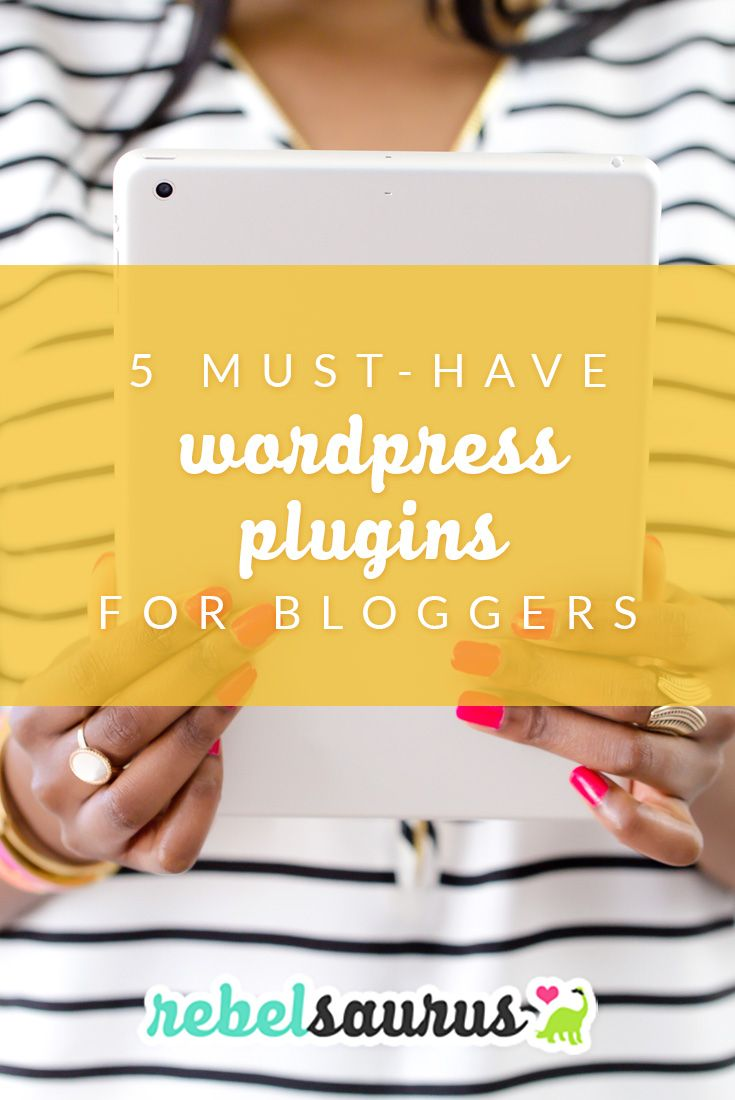 If you've recently started a WordPress blog, you might be wondering what some good plugins are and what you should be installing as soon as you get started. Here are 5 must-have wordpress plugins for bloggers that I install on all my sites because they're just THAT good. These are also all free for the …