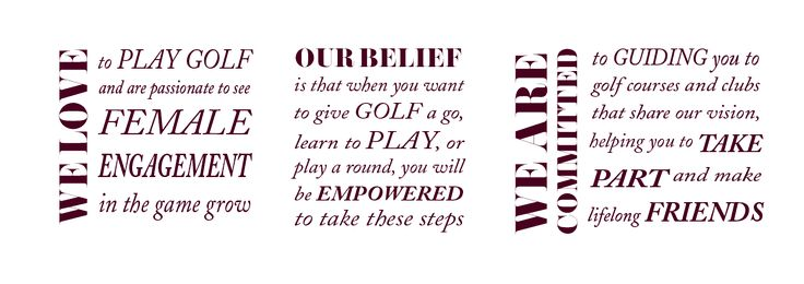 Welcome to FORE! WOMEN | FORE! Women