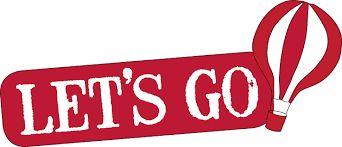 Image result for Lets go logo
