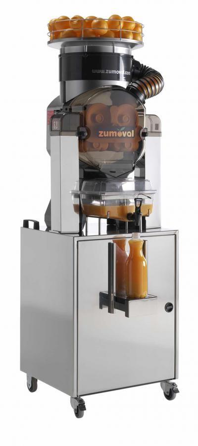 Odštavovač citrusov, .. automat Zumoval - TOP
