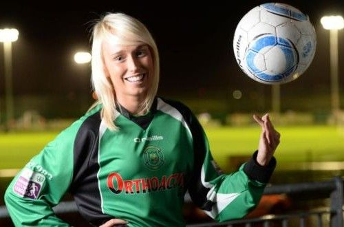 Stephanie Roche contender for best goal - this is insane! Amazing!