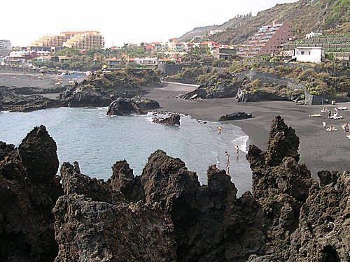 La Palma Playa de los Cancajos.