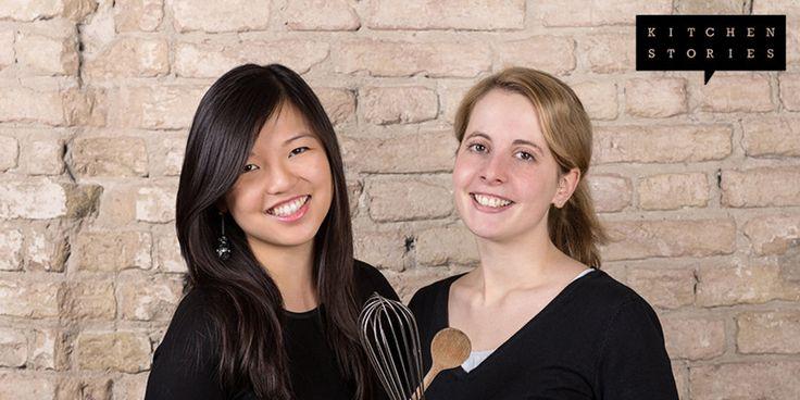 Als Verena Hubertz (27) und Mengting Gao (25) vor einem Jahr in Berlin eine Koch-App gründeten, waren sie von ihrer Idee überzeugt. Aber sie hatten nicht damit gerechnet, wie schnell ihr Pro