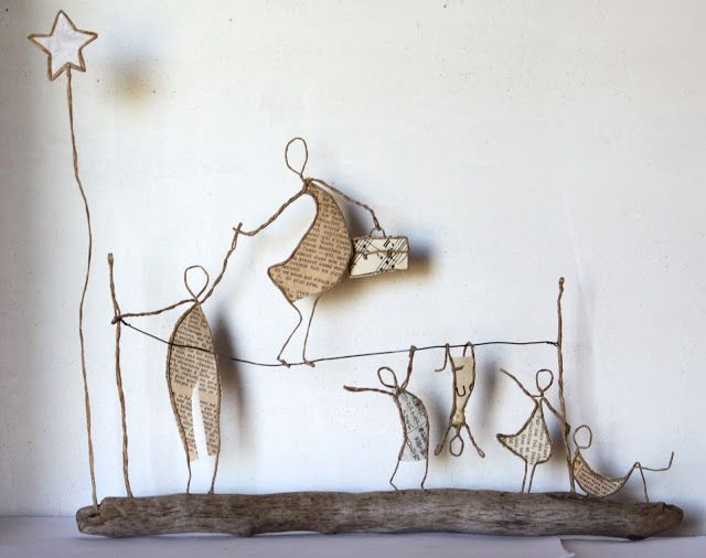17 best images about fil de fer on pinterest wire sculptures mixed media and wire work