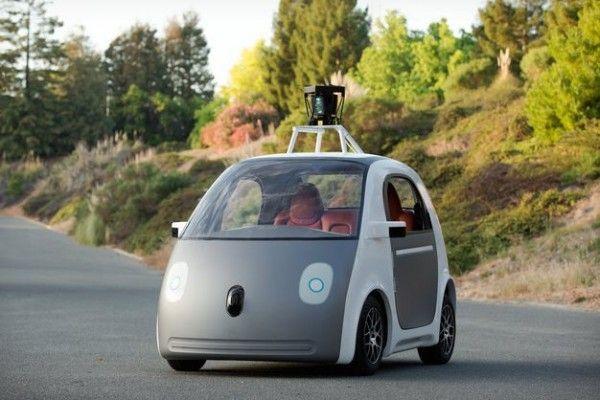 El nuevo carro de google