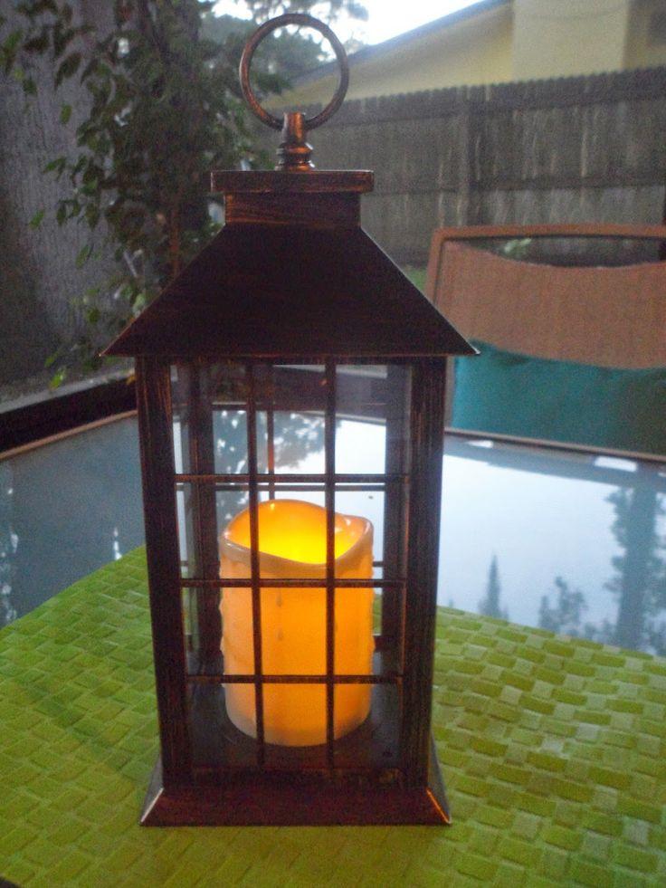 Savvy Shopper Giles: Aldi Deal..Battery Powered Lantern