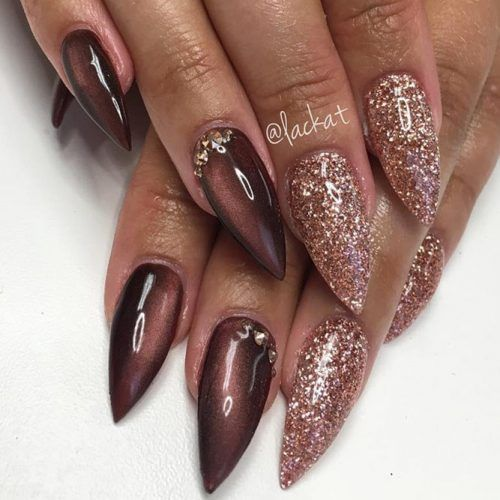 262 best Fall Nails Art images on Pinterest | Autumn nails ...