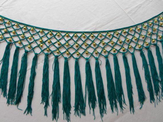This is a brand new bellydance crochet                                                                                                                                                                                 Mais