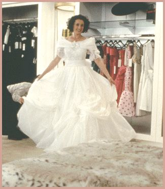 Andie Macdowell In Four Weddings And A Funeral 1994 Celebrity Wedding
