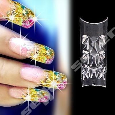 8 best stripperhooker nailsart images on pinterest nail 5 packlot 100 x mosaic french acrylic uv gel false nail art tips application designdesign your ownnails prinsesfo Choice Image