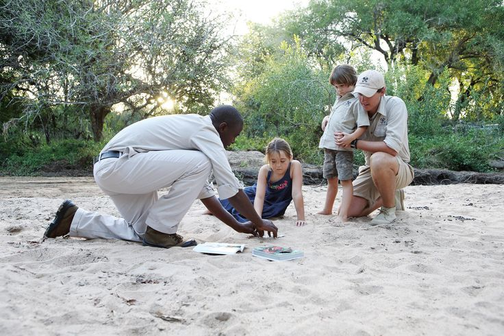 Londolozi Vary Camp South Africa offer family safaris