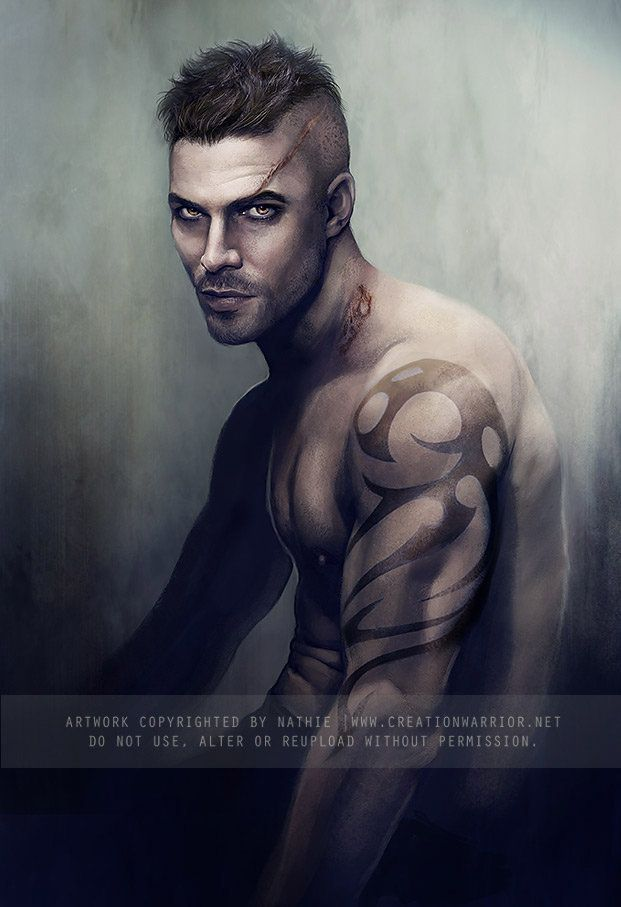 Bob Mayfield by nathie.deviantart.com on @deviantART