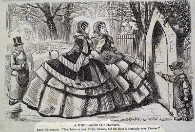 Grace Elliot - blog.: Quintessentially Victorian: the Crinoline Punch Mag: